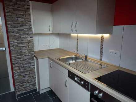 Gepflegte 2-Raum-DG-Wohnung mit Einbauküche in Giengen an der Brenz