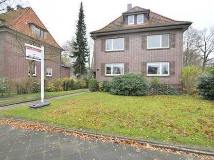 Dreifamilienhaus im Hansaviertel