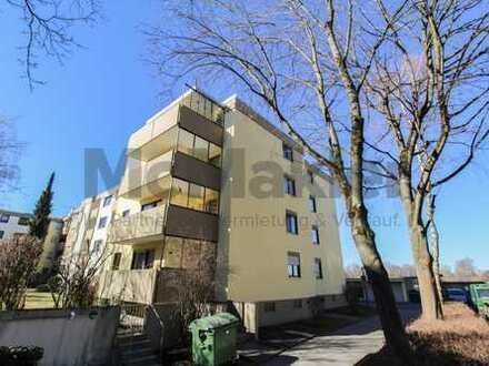 Kapitalanlage oder neues Zuhause: Gepflegte 3-Zi.-ETW mit sonnigem Balkon in Hochzoll-Nord!