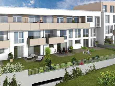 Kompakte 3-Zimmer Wohnung mit Garten