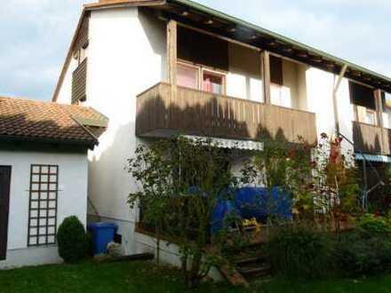 Für Sonnenanbeter - großzügige Doppelhaushälfte in Landshut Klötzlmüllerviertel