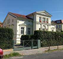 Wohnen & Arbeiten in Stadtvilla