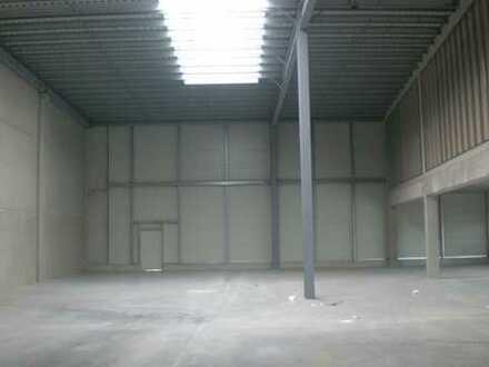 """""""BAUMÜLLER & CO."""" ca. 1.000 qm Hallenfläche - Rampenandienung"""