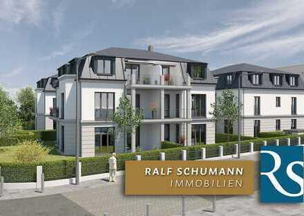 Exklusive NEUBAU-Wohnung mit herrlicher Sonnen-Dachterrasse und 2. Balkon