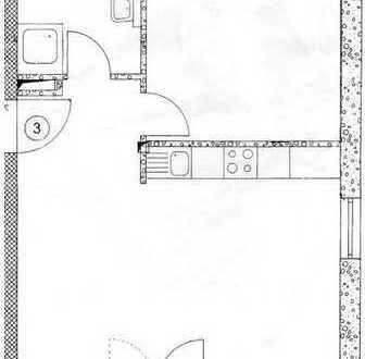 Stilvolle 2,5-Zimmer-DG-Wohnung mit Balkon und Einbauküche in Bad Boll