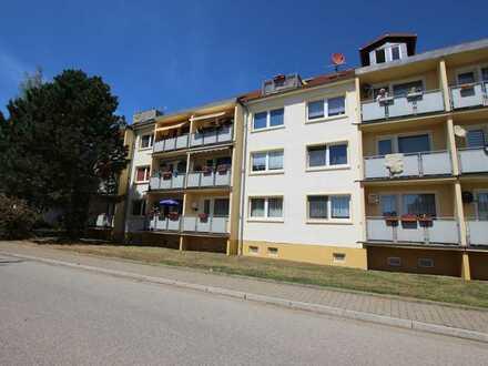 1.-Zi.-Wohnung mit Balkon in Langenstein