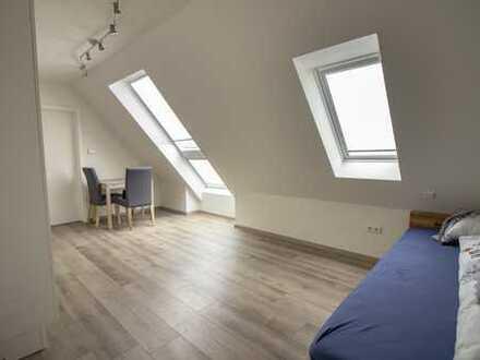 Teilmöbliertes Neubau-Appartement in guter Lage!