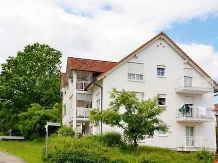 Bopfingen - 3-Zimmer-Wohnung mit zwei Balkonen und Garage