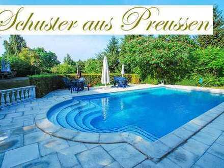 Schuster & Preuß - 185 m² große Luxuswohnung auf 2 Ebenen,3 Zimmer, 2 Bäder, große Terrasse! Auf ...