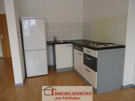 Mietsenkung garantiert: Große 1-Zimmer-Wohnung mit Einbauküche am Zentrum