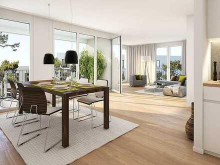 Moderne 4-Zimmer Neubauwohnung