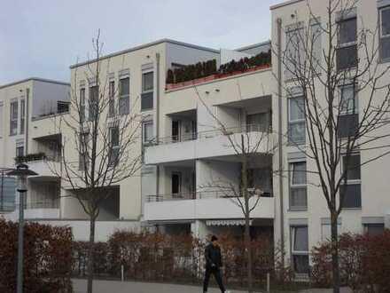 Schick, modern, viel Flair! Mit großem Süd-West-Balkon!