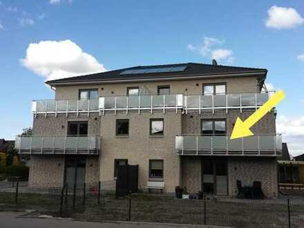 NEUBAU Erstbezug: TOP 3-Zi-Wohnung mit Einbauküche und S/W-Balkon zentral in Berne