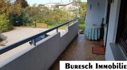 Nutzen Sie die Chance! 4-Zi.-Wohnung mit Sonnen-Balkon...