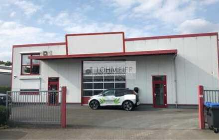 Gewerbehalle mit Erweiterungspotential im Bielefelder Süden