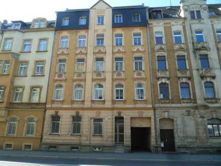 Eigentumswohnung in Zentrumsnähe in Plauen
