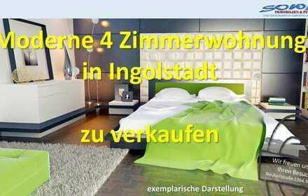 Moderen 4 Zimmerwohnung von Ihrem Immobilienpartner SOWA Immobilien & Finanzen