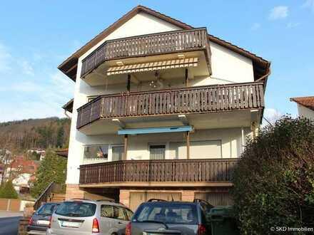 Eberbach: Interessante Wohnung - Interessante Geldanlage!