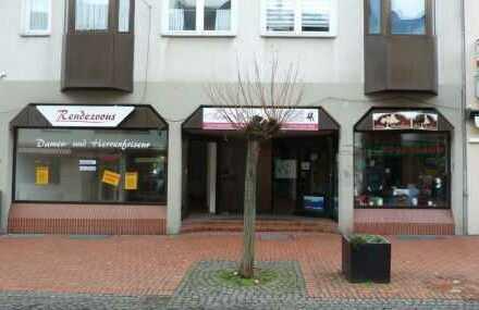 Ladenlokal in Fußgängerzone zu verkaufen