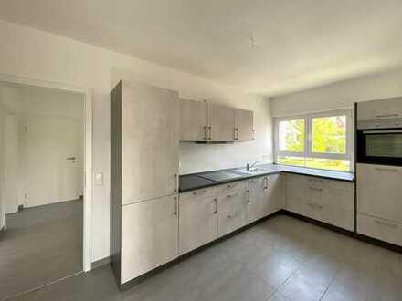 Erstbezug nach Kernsanierung! Supermoderne 3-Zimmer-Wohnung mit wunderschönem Westbalkon.