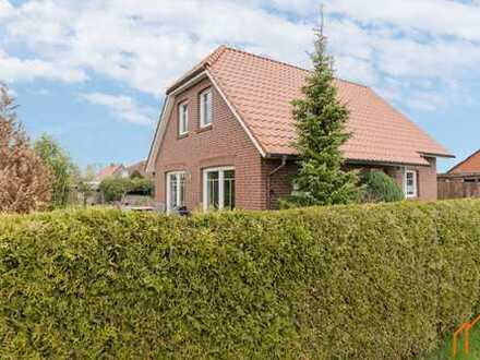 VERKAUFT! Modernes Fehnhaus in ruhiger Lage in Hesel-Beningafehn!