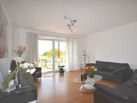 Modernisierte Wohnung mit großem Balkon und toller Aussicht in DO-Höchsten!
