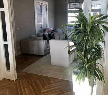 Stilvoll modernisierte Wohnung