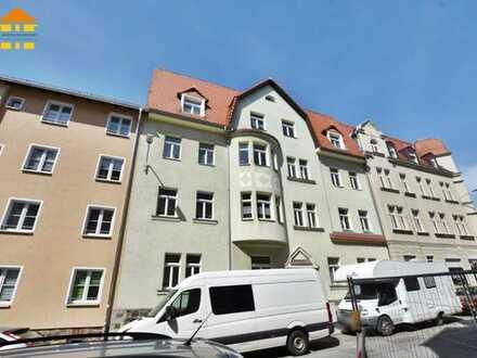 Vermietete Balkonwohnung in Freiberg als sichere Kapitalanlage!