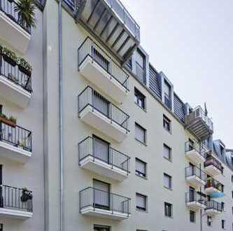 Erstbezug nach Sanierung mit Balkon: stilvolle 3-Zimmer-Wohnung in Konstanz (Kreis)
