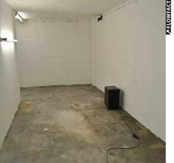 23m² Kellerfläche, als Lagerfläche