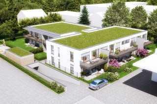 Neubau Wohnen nähe Uni-Klinikum WE 09
