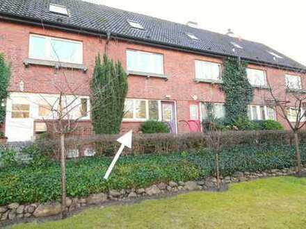 Rarität! Franksches Siedlungshaus mit Garten und viel Potential im schönen Klein Borstel