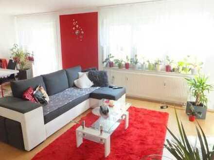 stadtnahe, neuwertige 1,5 Zimmerwohnung mit Sonnenbalkon und Singleküche