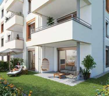 Moderne Eigentumswohnung - Wohnung 3.0.2