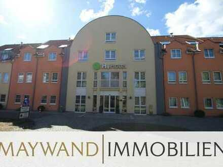 1-ZKB-Hotelappartment mitten in der City mit Top Rendite