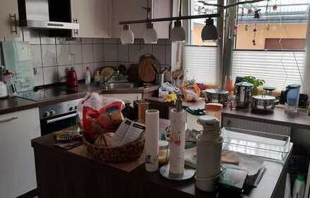 Gepflegte 1-Zimmer- in einem W.G. ( mit anderen mitbewohner ) und EBK in Schwetzingen