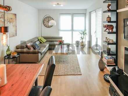 Moderne 2,5-Zimmer-Wohnung in Toplage mit idealer Anbindung an die Frankfurter City