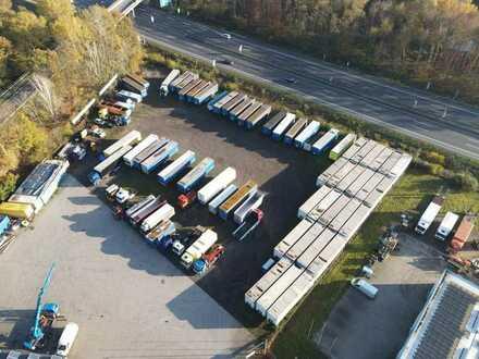 PROJEKTIERUNG! Großes Grundstück direkt an der A1 in Bakum/Harme mit Wunschbebauung