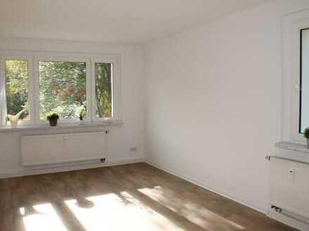 große Wohnung - Wohnküche - zwei Bäder