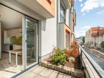 Möbliertes Apartment in Zentrumsrandlage von Jena