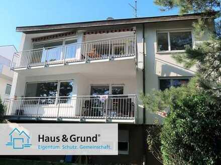 """***Freist. 2-3 Fam.Haus im bevorzugten Wohngebiet """"Im Geiger"""" in Bad-Cannstatt***"""