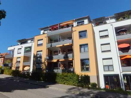 modernes betreutes Wohnen ab 60 Jahren mit EBK und Balkon