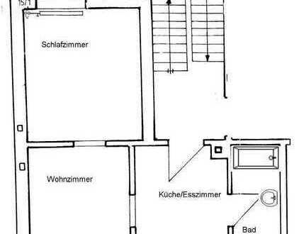 Gemütliche, helle, vollständig renovierte 2,5-Zimmer-Wohnung zur Miete in Herne
