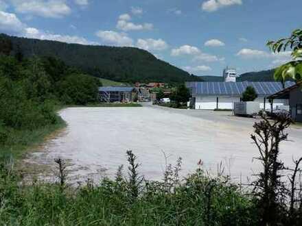 Attraktives Gewerbegrundstück in Gewerbegebiet Biegel-Misse Baiersbronn