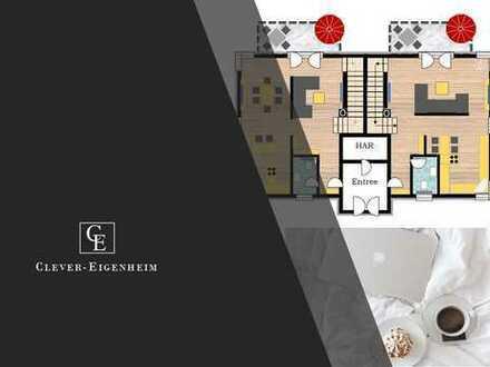 Maisonnette-Wohnung mit Seeblick für die junge Familie