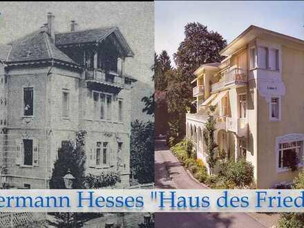 Haus zum Frieden (Hermann Hesse) Jungendstilvilla