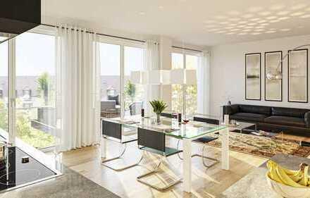 Großzügiges Wohnen auf 108 m² mit schönem Balkon