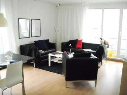 4-Zi.- Etagenwohnung im EG mit Balkon und Terrasse