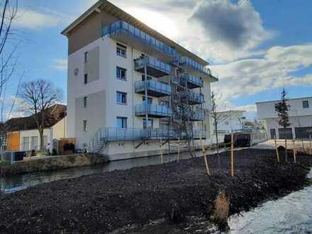 Wohnen mit Aussicht - schöne 2 ZKB mit Balkon in Großaitingen
