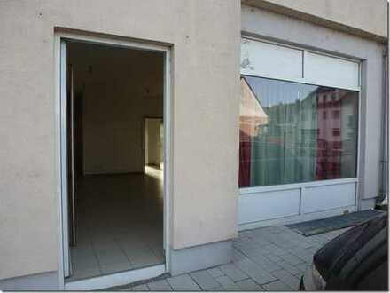 Gewerberäume in frequentierter Lage mit breiter Schaufensterfront in Ketsch!